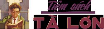 Tiệm sách Tà Lơn Logo